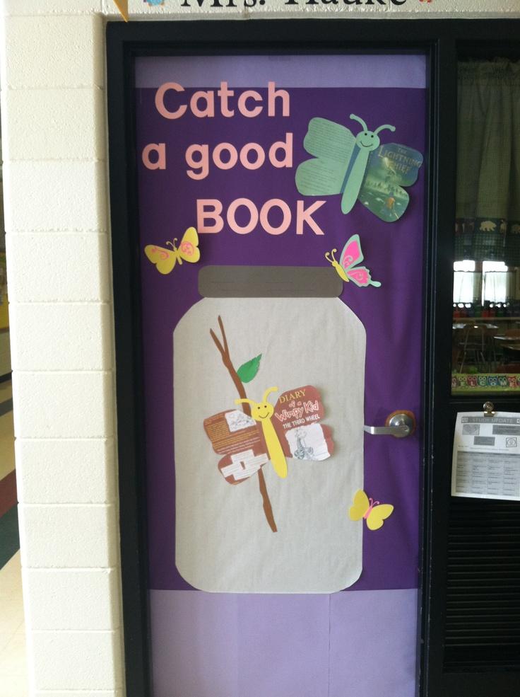 442 best images about Teacher classroom doors on Pinterest