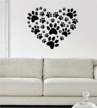 25+ Best Ideas about Dog Paw Prints on Pinterest