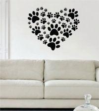 25+ Best Ideas about Dog Paw Prints on Pinterest | Dog paw ...