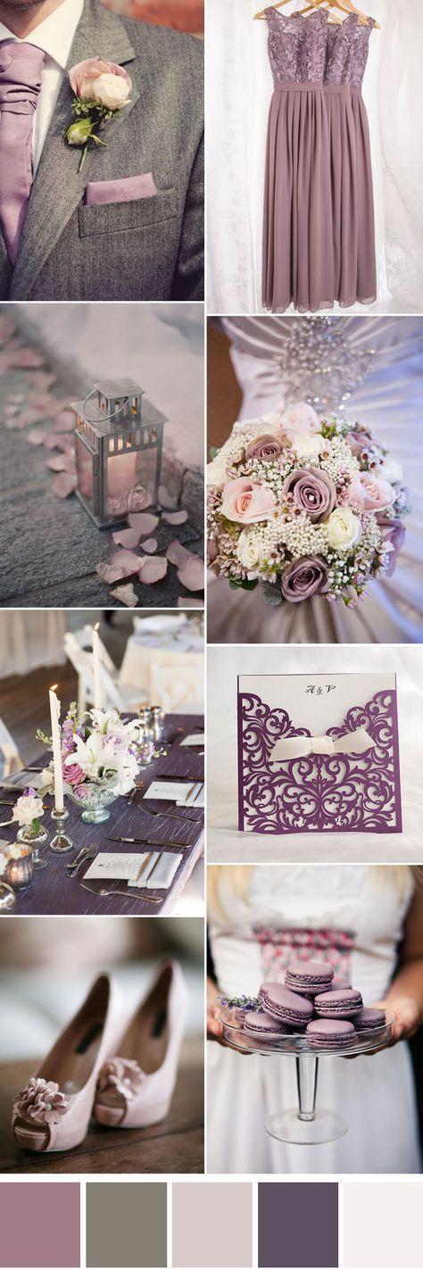 25+ best ideas about Mauve Wedding on Pinterest