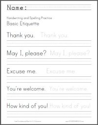 25+ best ideas about Handwriting worksheets on Pinterest ...