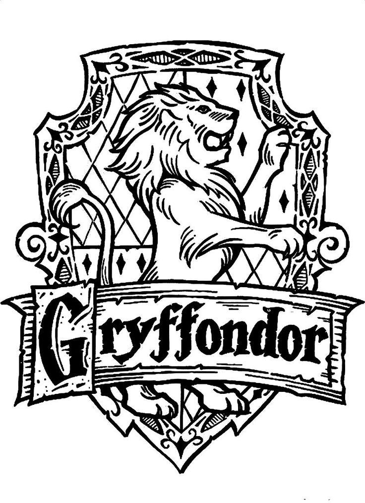 25+ best ideas about Gryffindor symbol on Pinterest