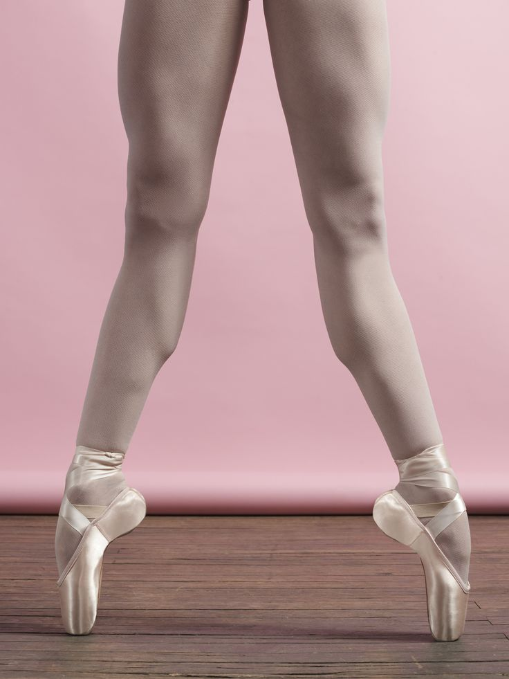 Pointe shoes should have great fit and function while