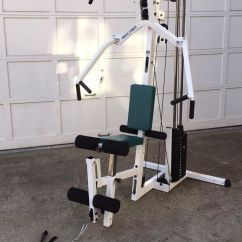 Chair Gym Exercise System Minnie Mouse Feeding Pacific Fitness Zuma Home Gym. Muscle Machine. Equipment.weight Lifting #pacificfitness ...