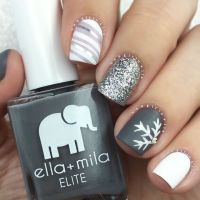 17+ best ideas about Winter Nails on Pinterest | Winter ...