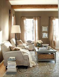 Best Warm living rooms ideas on Pinterest