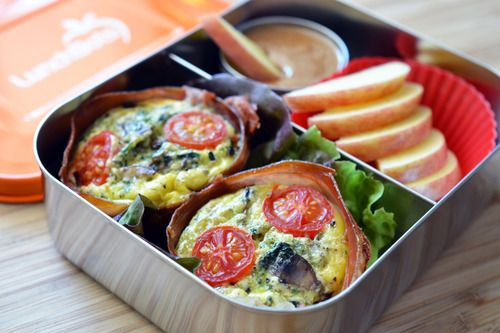 A Week of Paleo School Lunches! (Part 1 of 5) | Award-Winning Paleo Recipes | Nom Nom Paleo Could also be grown up on the go lunches too!