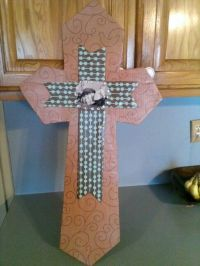 64 best DIY - Crosses images on Pinterest