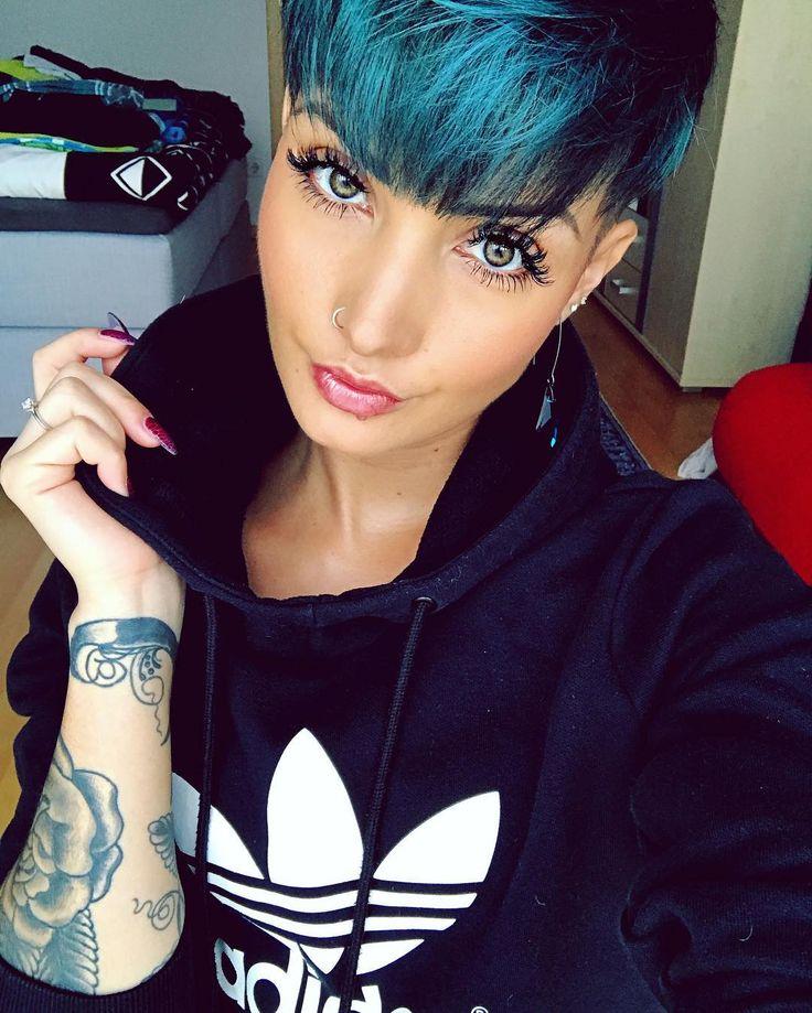 16850 Best Images About Short Hair Buzz On Pinterest