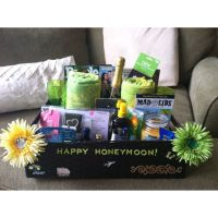 10+ best ideas about Vacation Gift Basket on Pinterest