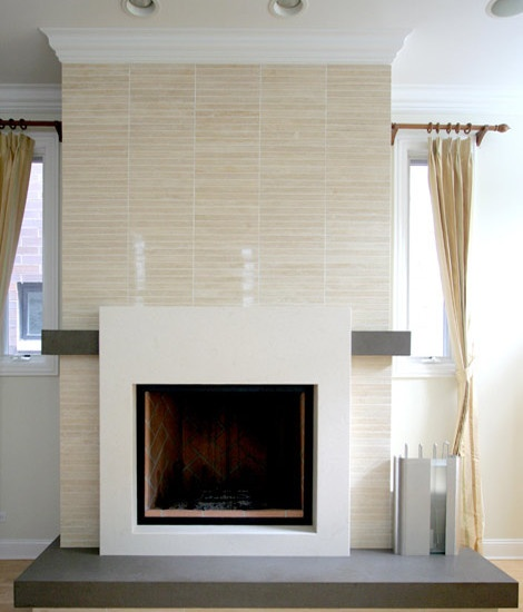 Modern Fireplace Design Pictures Remodel Decor and Ideas  For the Home  Pinterest  Hearth