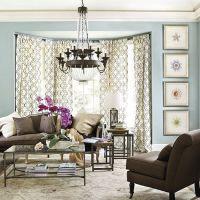 Decorating around brown sofa//lighten up | Home - BedRoom ...