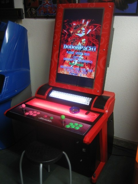 Red Storm 32 LCD arcade cabinet Multi  Awesome Arcade