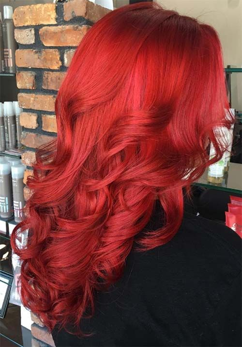 25 Best Ideas About Burgundy Red Hair On Pinterest