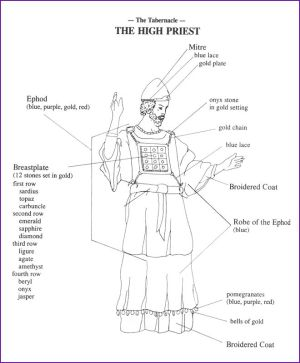 Definition Of Linen Ephod In Bible  Auto Electrical Wiring Diagram