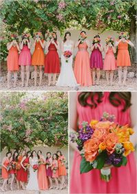 Best 20+ Bright Bridesmaid Dresses ideas on Pinterest ...