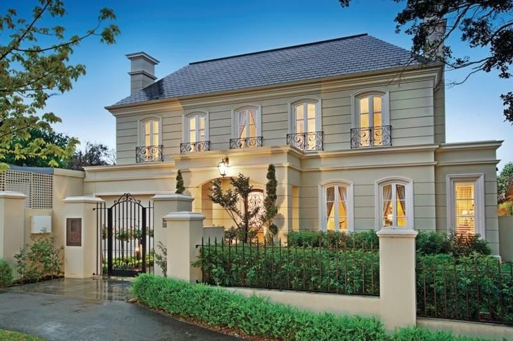 Merveilleux French Provincial Homes Designs Melbourne Home Design
