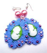 1000+ ideas about Girls Earrings on Pinterest | Clay ...