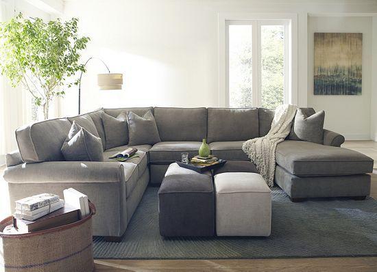 dark brown microfiber sofa upholstery leather glasgow haverty's piedmont | sofas pinterest sectional ...