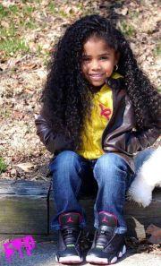 swag little black girls