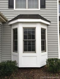 17+ best ideas about Bay Window Exterior on Pinterest