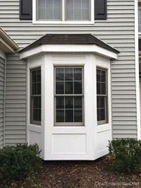 17+ best ideas about Bay Window Exterior on Pinterest