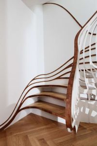 Super Cool Staircase by Atmos Studio | Feels like home ...