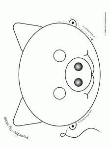 Best 20+ Pig mask ideas on Pinterest
