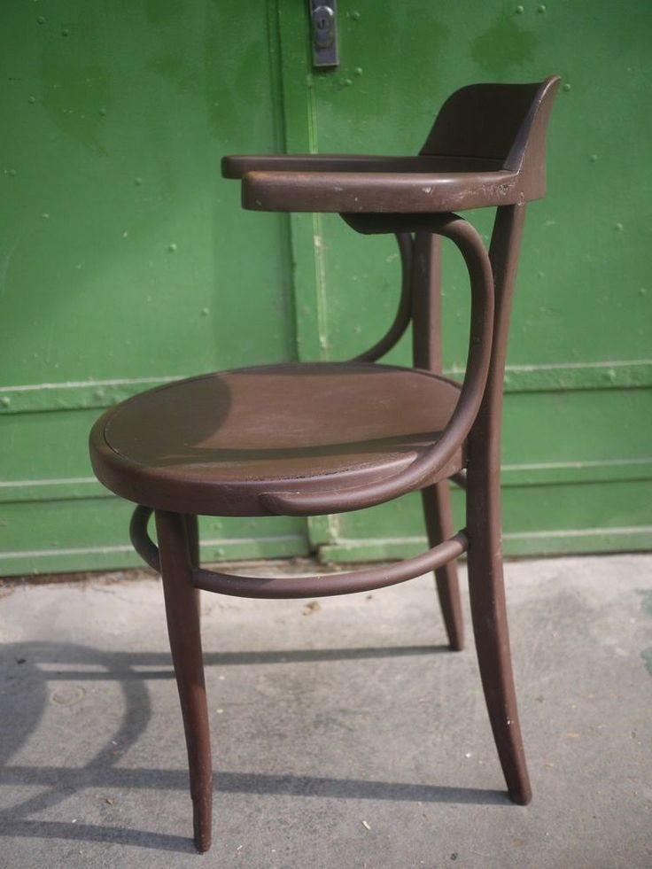 bent wood chair mid century danish vtg retro antique like thonet j & kohn bentwood | antiques, chairs and