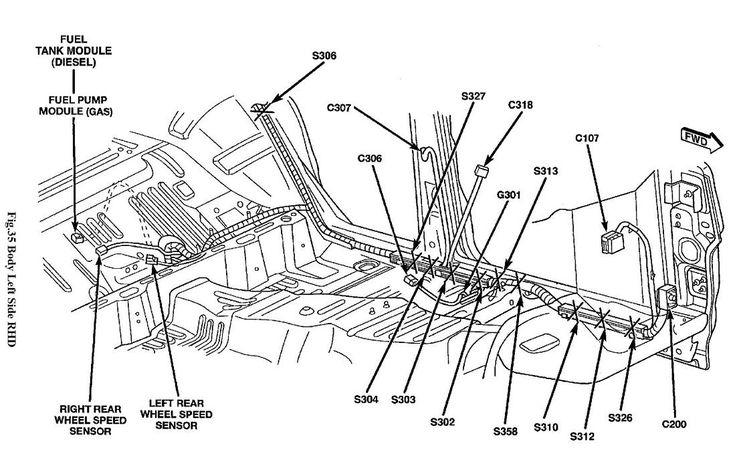 2000 jeep grand cherokee alternator wiring diagram