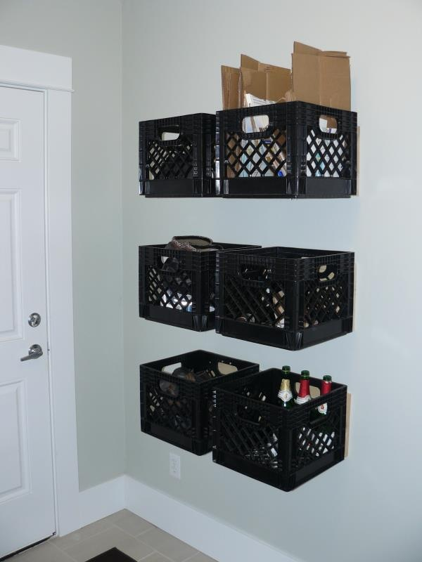 Shame Items Ways Free Wooden Crates Shelving Remember