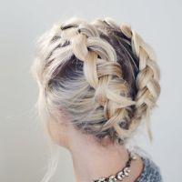 17 Best ideas about Braiding Short Hair on Pinterest ...