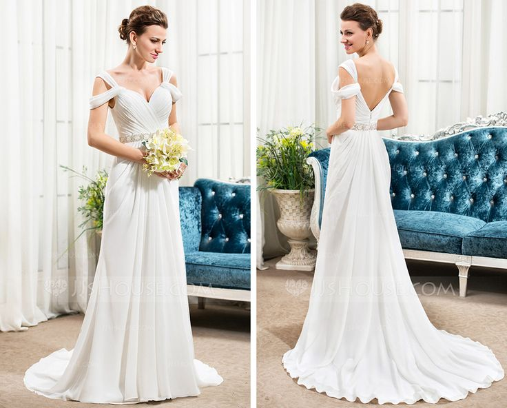 17 Best Ideas About Grecian Wedding Dresses On Pinterest