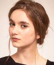 easy cute hair style - latest