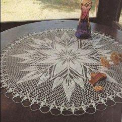Crochet Doily Patterns With Diagram Wiring Household Light Switch Punto Rama Ganchillo - Centros De Mesa Y Tapetes | Esquemas Ctejidas Hogar ...