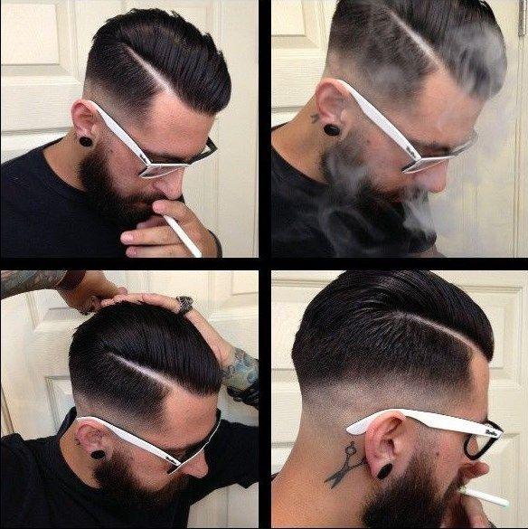 Die Besten 25 Barber Shop Frisuren Ideen Nur Auf Pinterest