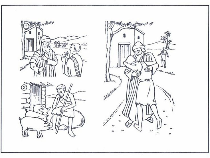 109 best images about Bible: NT Parable Prodigal Son/Lost