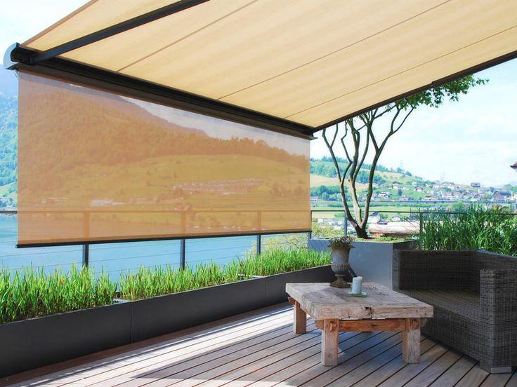 Die 25 Besten Ideen Zu Sonnenschutz Terrasse Auf Pinterest