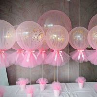 25+ Best Ideas about Tulle Baby Shower on Pinterest