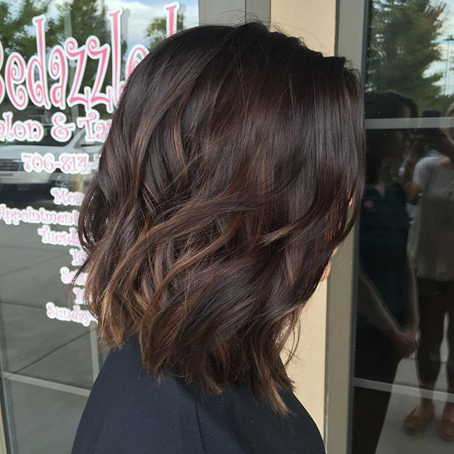 30+ Long Bob Hairstyles With Balayage , Hairstyles Ideas