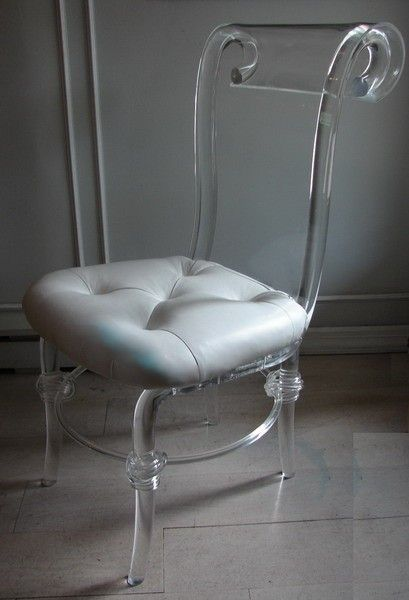 1000 ideas about Acrylic Chair on Pinterest  Parsons