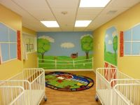 17 Best images about Daycare & Pediatrician Wall Murals ...