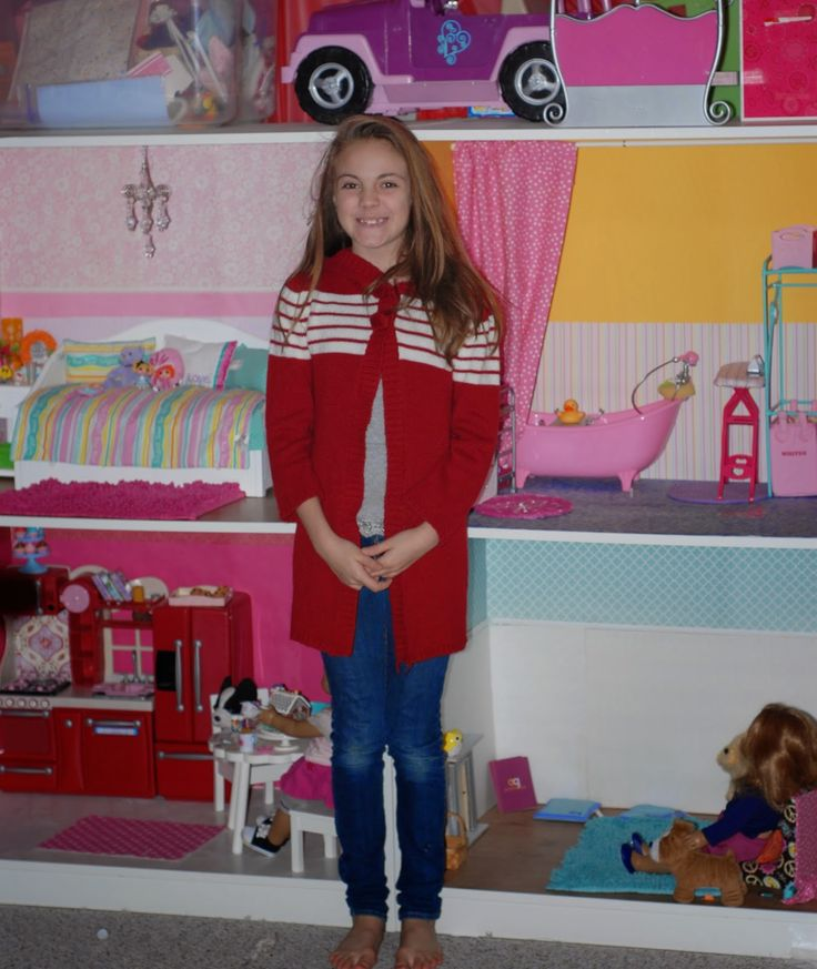 1000 Ideas About American Girl Dollhouse On Pinterest