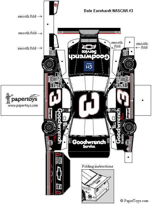 391 best Race Cars Papercraft images on Pinterest