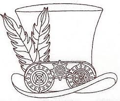 Image result for steam punk carousel coloring pages
