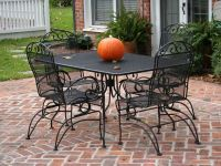 25+ best ideas about Iron patio furniture on Pinterest ...