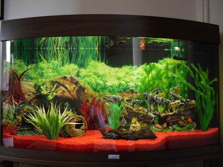 65 best images about Great aquarium decor on Pinterest