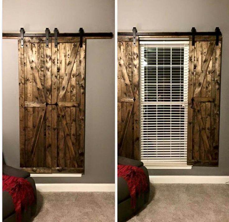 25+ best ideas about Rustic Window Treatments on Pinterest
