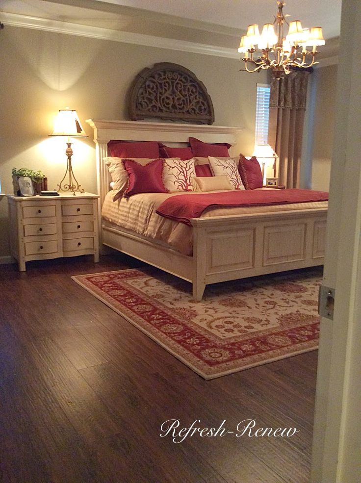 17 Best ideas about Red Bedrooms on Pinterest  Red bedroom themes Red master bedroom and Red
