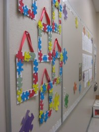 17 Best images about Autism Awareness door and bulletin ...